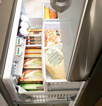 GE Café Refrigerator Features